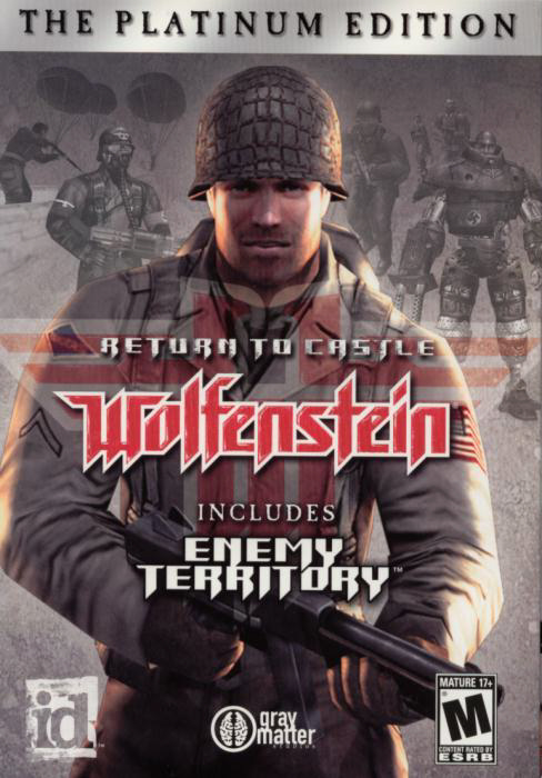 TÉLÉCHARGER WOLFENSTEIN ENEMY TERRITORY 2.6B